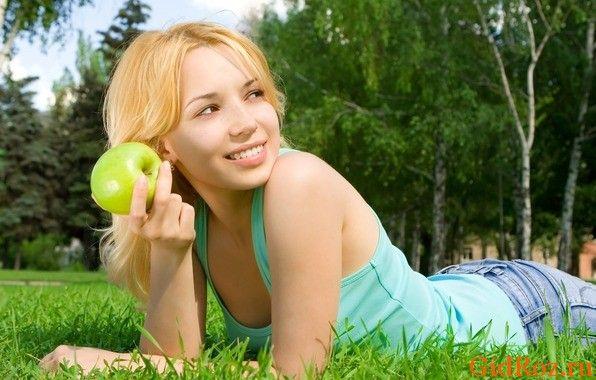 Применение яблочного уксуса как средства от потливости