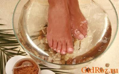 Добавьте немного отвара коры в ножные ванночки, и через некоторое время Вы будете поражены результатом!