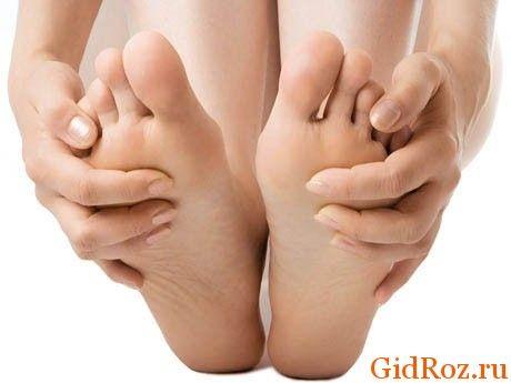 Регулярная гигиена и тщательная обработка ног средством поможет вскоре забыть о проблеме!
