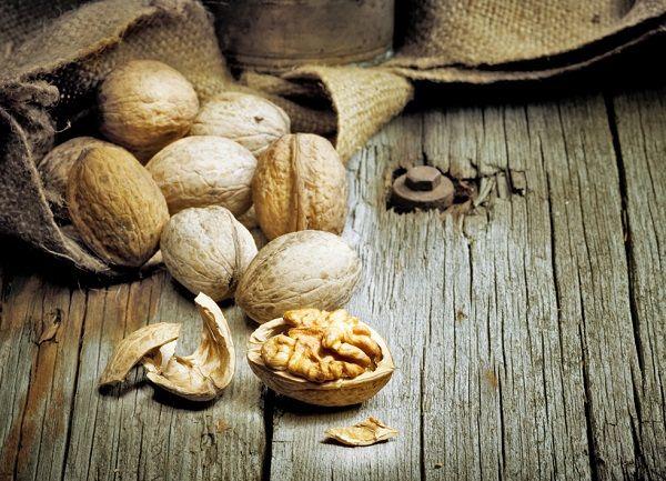 Ореховая скорлупа от псориаза