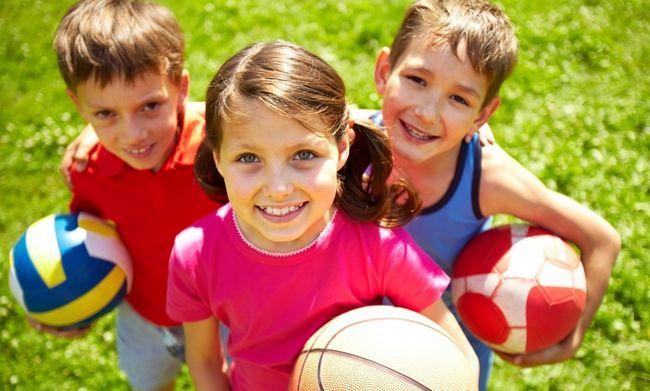 Ребенок и спорт: как не нанести вреда здоровью