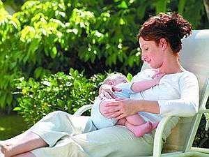 Резкое похудение после родов может быть опасным для здоровья