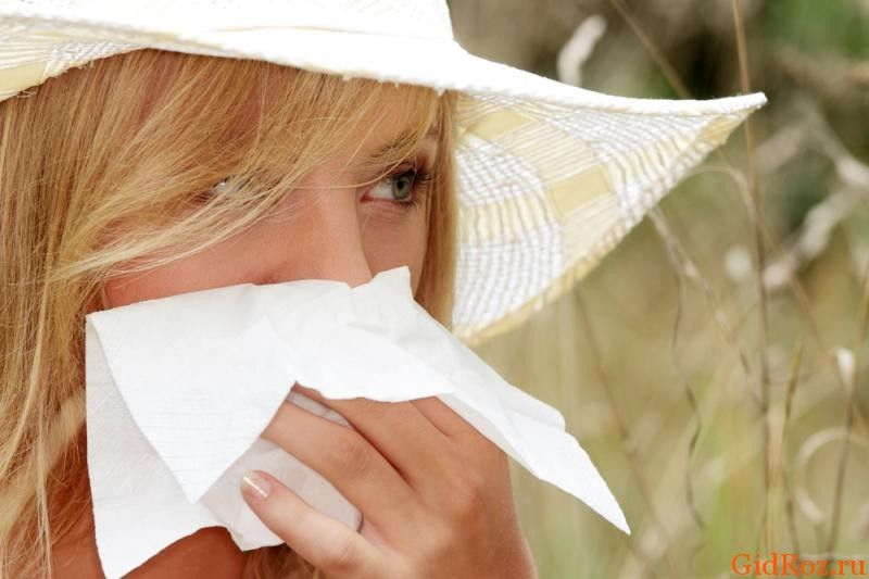 Сделана новая попытка объяснить появление аллергии на пот