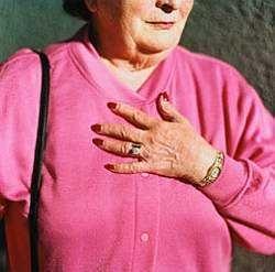 Симптомы, признаки инфаркта у женщин, первая помощь