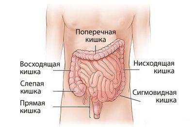 Синдром раздражённой кишки