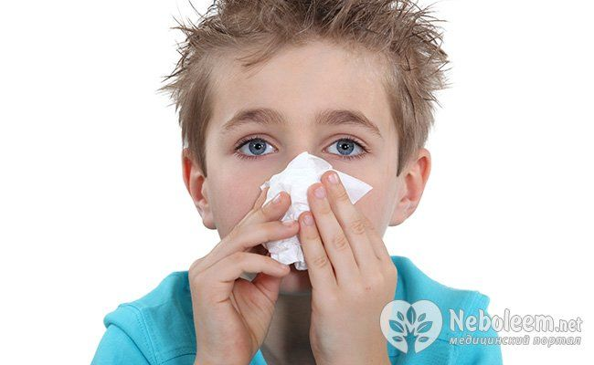 Синусит у детей: лечение и профилактика