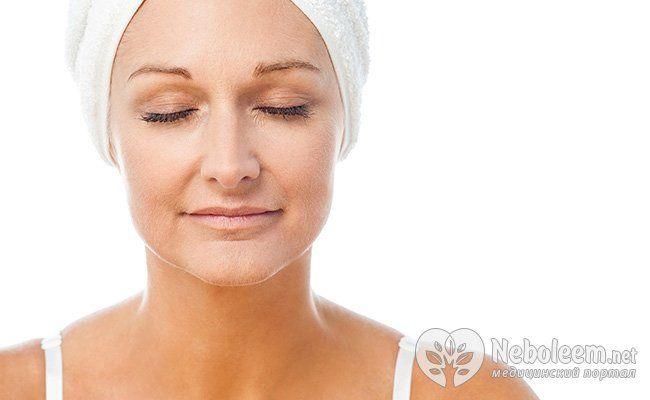 Сохраняем красоту кожи в период менопаузы