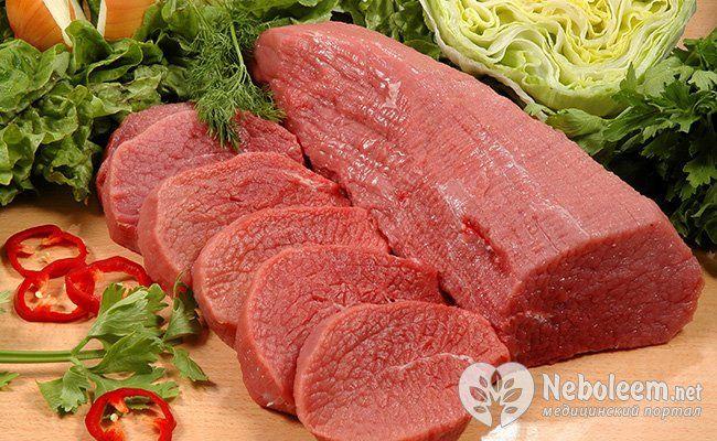 Топ-10 продуктов, повышающих гемоглобин