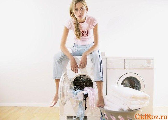 Убираем следы пота с одежды