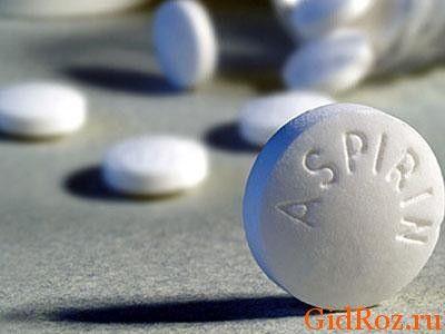 У Вас есть в аптечке аспирин? Примените его нетрадиционным способом!
