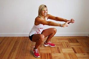 Упражнения для внутренней стороны бедра: составляем идеальный комплекс тренировок