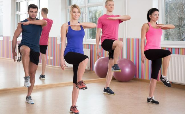 Уроки фитнеса для похудения