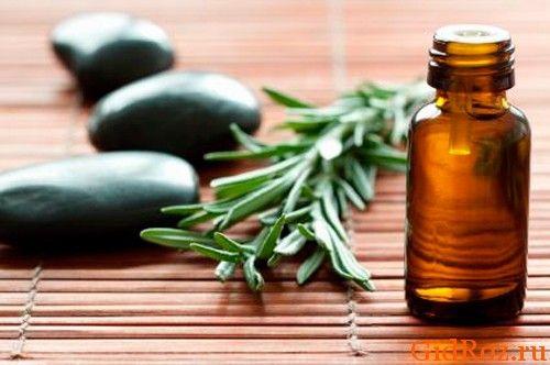 Масло чайного дерева, природный антисептик, поможет в борьбе с Вашей проблемой!
