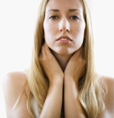 Воспаление лимфоузлов - когда приходит инфекция - за ушами