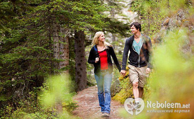 Встань и иди: о пользе ходьбы для здоровья