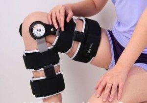 Выбираем бандаж на коленный сустав