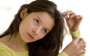 Выпадение волос у ребёнка