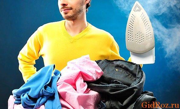 Отпаривание поможет Вам не только выглядеть безупречно, но и вывести некоторые стойкие запахи!
