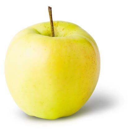 Мякоть яблок от зуда кожи